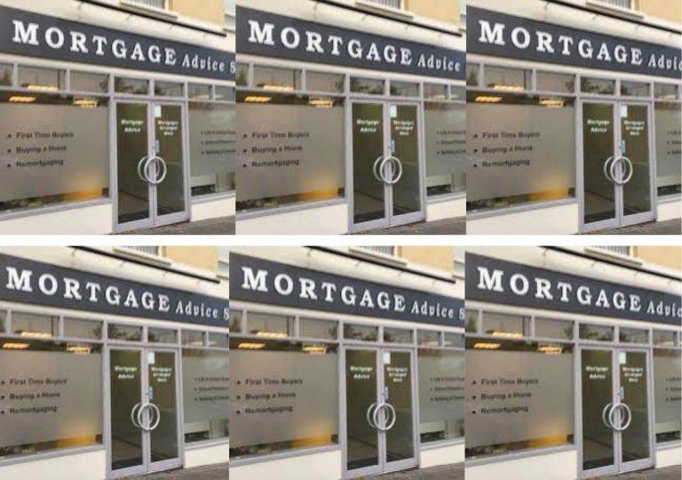 mortgage advice shop